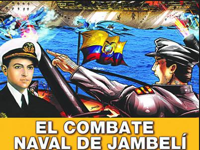 combate naval