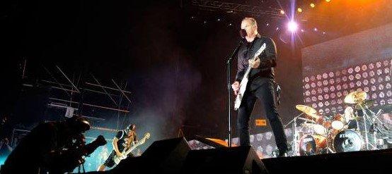 Precio y Venta de Entradas Concierto de Metallica Quito Octubre de 2016