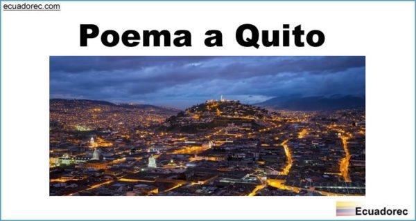 Poema a Quito