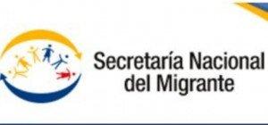 Secretaria Nacional del Migrante (SENAMI) (www.senami.gob.ec)