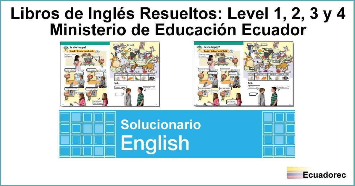 Solucionario Unit Libros De Ingles 2019 Test Resueltos